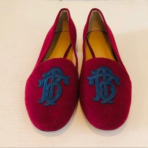 NWOB TORY BURCH Antonia Monogram Loafer